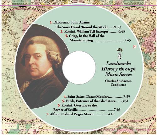 John Adams, The Voice Heard Round The World