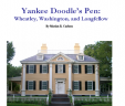 Yankee Doodle's Pen: Wheatley, Washington, and Longfellow